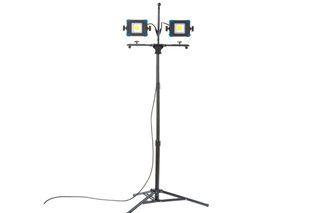 LED-bouwlamp Aldi