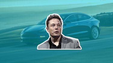 Elon Musk Tesla Model 3 China