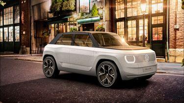 Volkswagen ID LIFE elektrische auto