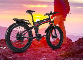 AliExpress Joomar elektrische fiets
