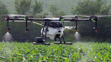 DJI landbouw drone innovatie