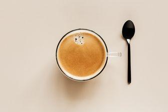 Koffie espresso koffie drinken