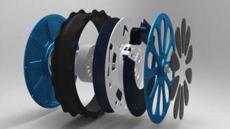 Teebike e-bike elektrische fiets