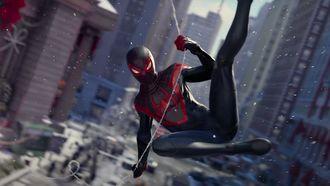 Spider-Man: Miles Morales PS5 beste games