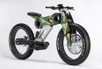 elektrische fiets motor parilla
