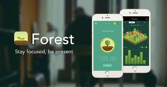 Forest app iOS