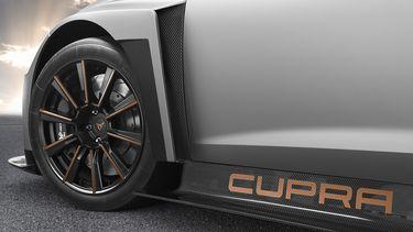 CUPRA TCR 009L