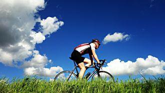 fietsen zomer e-bike
