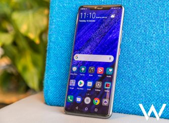 Huawei Mate 20 Pro preview design