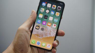 Apple iPhone iOS 12.4.