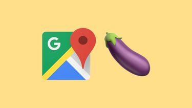 Google Maps nude