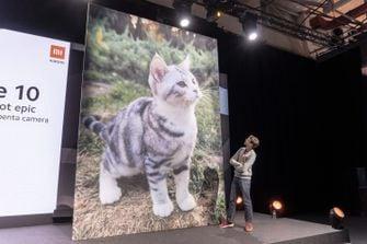 Xiaomi Mi Note 10 foto kat