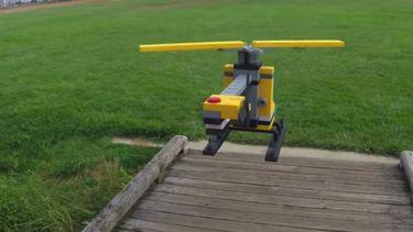 LEGO-helikopter
