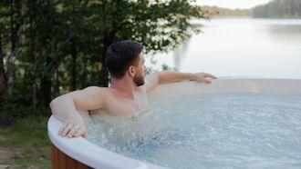 bubbelbad jacuzzi relaxen