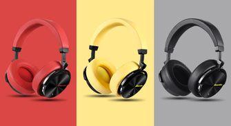 Bluedio T5 Bluetooth headphone noise cancelling