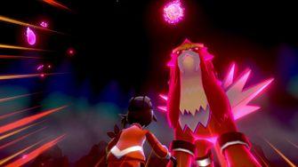 Pokemon Sword & Shield Crown Tundra