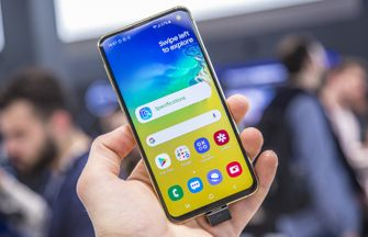 Samsung Galaxy S10e preview uitgelicht iPhone SE