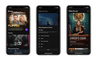 Quibi Netflix Amazon Disney