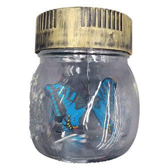 solar vlinder pot Kruidvat