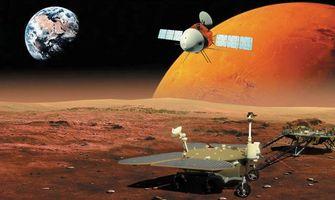 Tianwen-1 Mars China
