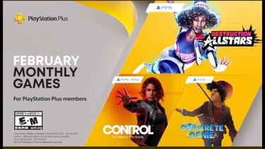 PlayStation Plus Games februari 2021
