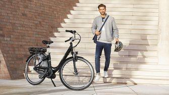 Lidl Elektrische fiets Prophete 28