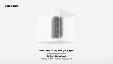 Samsung Galaxy S21 evenement