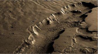Waterbron Mars
