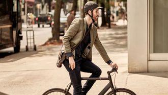 Park & Diamond fietshelm