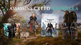 Assassin's Creed Valhalla giveaway