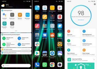 Xiaomi Redmi Note 8 Pro review screenshot MIUI