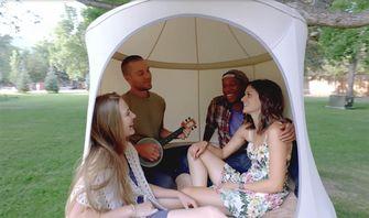 TreePod hangmat cabana