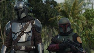 Boba Fett The Mandalorian Star Wars