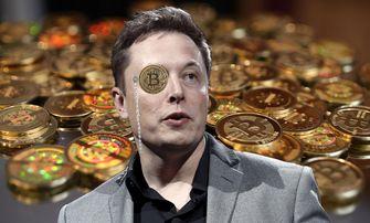 Bitcoin quotes Elon Musk