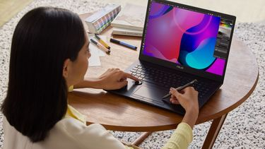 ASUS Samsung Display laptop