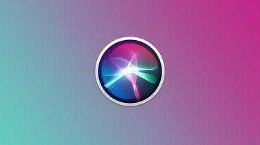 Apple Siri Logo machine learning