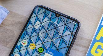 Motorola Moto G8 Plus review notch