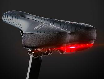 zadel LED elektrische fiets