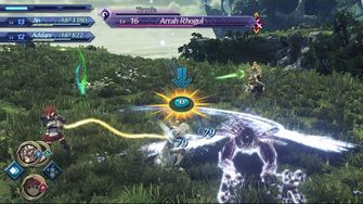 Xenoblades Chronicles 2: Torna
