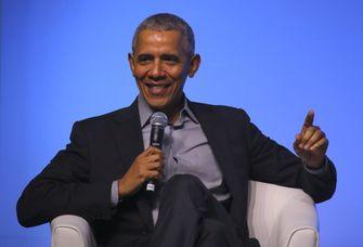Barack Obama grijs haar onderzoek stress
