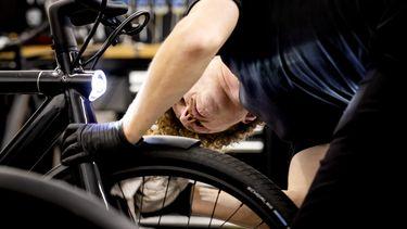 elektrische fiets fietsenmaker e-bike VanMoof