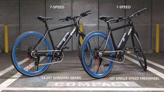 Elektrische fiets Propella