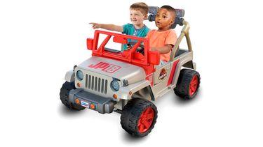 Jurassic Park Wheels Jeep
