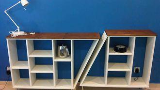 Ikea hack Billy boekenkast