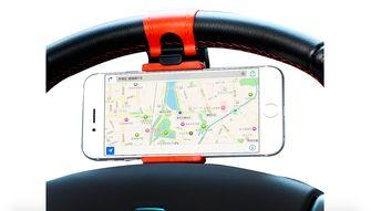 smartphonehouder autostuur AliExpress