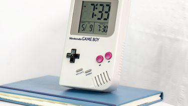 Game Boy alarmklok