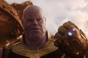 Thanos Avengers