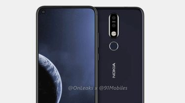 HMD Global Nokia 8.1 Plus