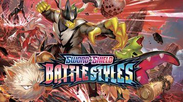 Pokémon Trading Card Game: Sword & Shield—Battle Styles