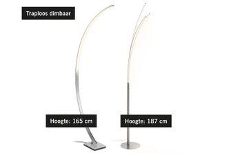 Lidl staande LED lamp